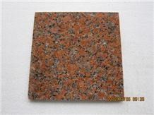 G562 Granite Slabs & Tiles, China Red Granite