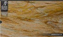 Calypso Gold Brazil, Quartzite