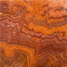 Red Onyx - Dragon Jade