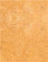Yellow Makoo Travertine Slabs & Tiles, Iran Yellow Travertine