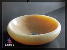 China Honey Onyx Sink