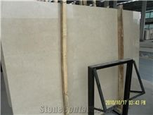 Bursa Beige/Beige/White Marble Slabs & Tiles, Turkey Beige Marble