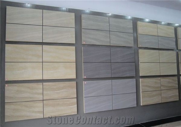 Foaming Composite Ceramic Tiles Facade From China