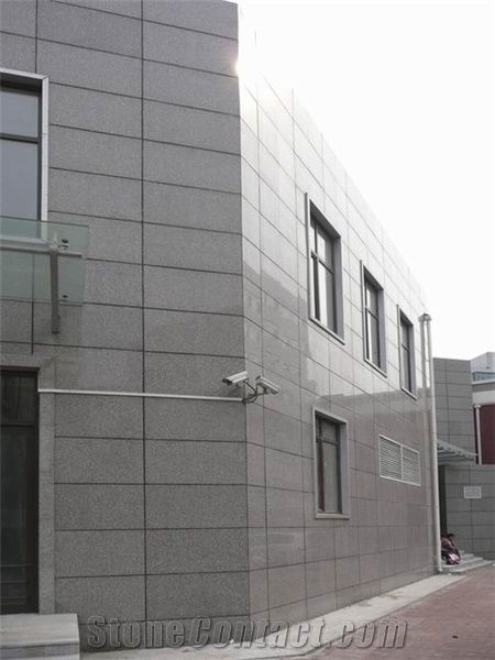 Grey Composite Granite Wall Cladding From China