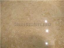 Isinda Cappuccino Slabs & Tiles, Turkey Beige Marble
