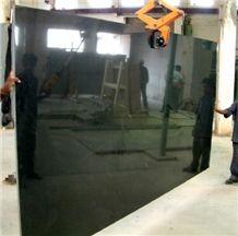 Premium Black Granite Slabs, India Black Granite