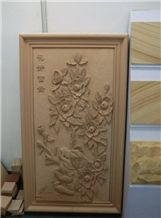 Yellow Sandstone Embossment Etching