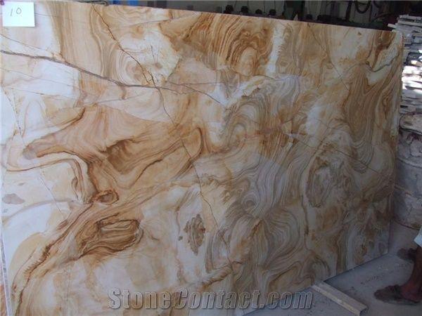 Teak Wood Marble Slabs From Viet Nam Stonecontact Com