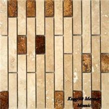 Mosaic K7, Travertine Mosaic