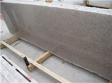 G681 Granite Slabs,Shrimp Pink Granite Slab