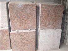 Maple Red Granite Tiles