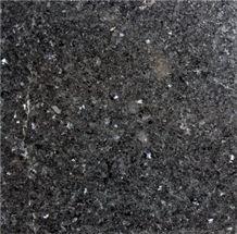Meskhi Orumieh Granite Slabs & Tiles, Iran Black Granite