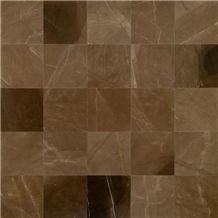 Gris Pulpis Marble Slabs & Tiles, Spain Brown Marble