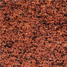 Maple Red Granite Leznykivsky