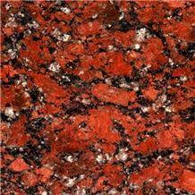 Rosso Santiago Kapustinsky Red Granite