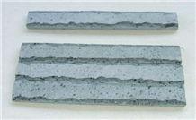 Andesite Pietroasa Basalt Strip Walling