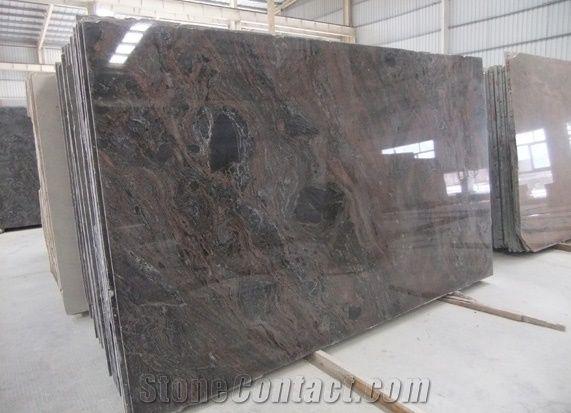 Paradiso Classico Granite Slab From China Stonecontact Com