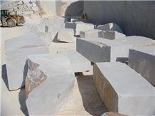 Bianco Carrara Marble Block, Italy White Marble