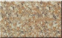 Hibiscus Red Granite