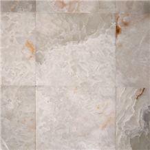 Pakistan White Onyx Tile