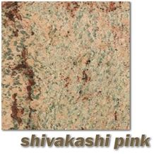 Sivakasi Pink Granite Slabs & Tiles, India Pink Granite
