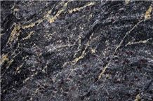 Barracuda Granite Slab, Blue Barracuda Granite