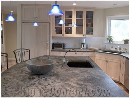 Piracema Soapstone Countertops Grey Soapstone From United