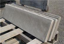 Beige Limestone Steps, Treads