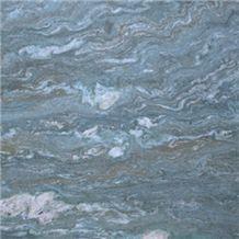 Mediterranean Blue Quartzite Slabs & Tiles