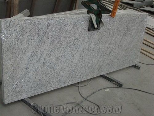 American Grey White Granite Countertops From China