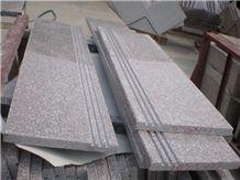 G635 Granite Stairs