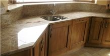 Inca Gold Granite Countertop