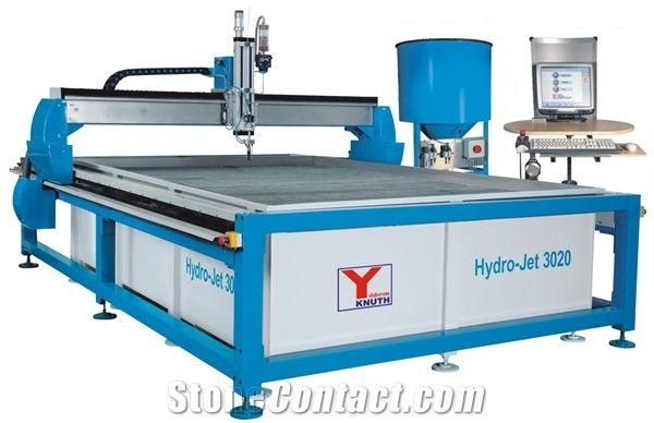 Cnc Water Jet Cutting Machine from Turkey-65933