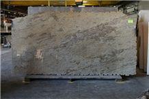 Millenium Cream Granite Slab, India Beige Granite