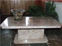 Sivakasi Pink Granite Coffee Tables