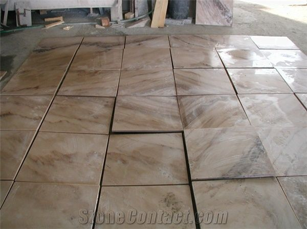 Palissandro Classico Marble Flooring Tile Italy Beige