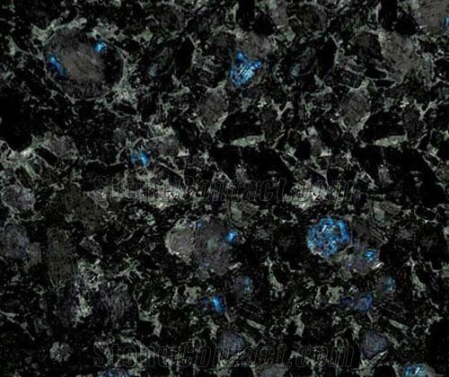 Volga Blue Granite Tiles From Poland 68010 Stonecontact Com