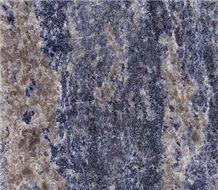 Blue Barracuda Granite Slabs & Tiles, Brazil Blue Granite