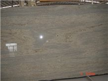 Kashmir White Granite Slab, India White Granite