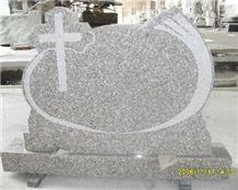 G635 Granite Tombstone