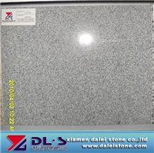 G633 Granite Grey Polished Slabs & Tiles,