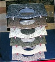 All Kinds Granite Vanity Top /Bathroom Top