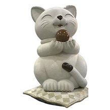 White Jade Marble Animal Sculpture