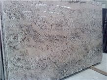 Snow Silver Granite Slabs From China Stonecontact Com