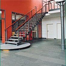 Mustang Slate Floor Tile, Brazil Black Slate