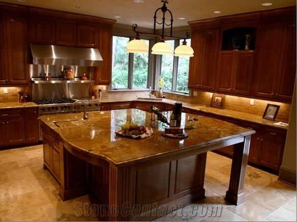 Copper Canyon Granite Countertop From Canada