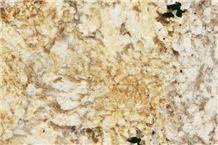 Zeus Granite Slabs & Tiles, Brazil Yellow Granite
