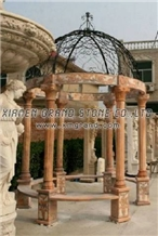Sandstone Gazebo 016, Natural Stone Porches