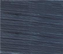 Black Slate with Black Stripes Black Slate Stone