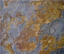 Classical Rust Slate Stone, China Yellow Slate